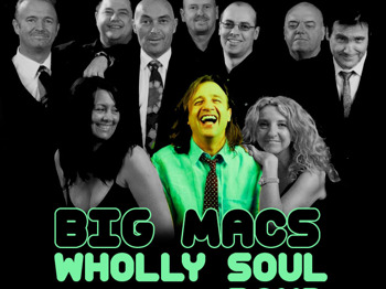Big Mac's Wholly Soul Band picture