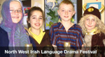 Flyer thumbnail for North West Irish Language Drama Festival