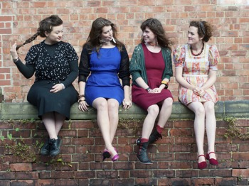 Eliza Carthy + Bella Hardy + Lucy Farrell + Kate Young picture