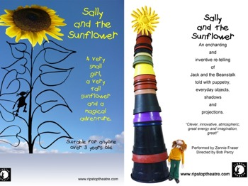 Ripstop Theatre Presents: Sally And The Sunflower: Ripstop Theatre picture