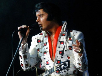 A Vision Of Elvis: Rob Kingsley picture