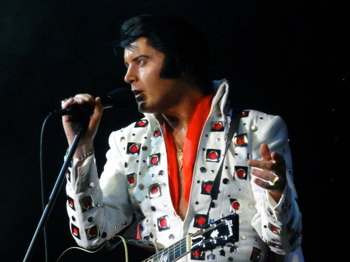A Vision Of Elvis : Rob Kingsley picture