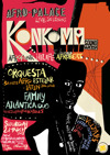 Flyer thumbnail for Afro-palace Live Sessions: Konkoma + Family Atlantica + Orquesta Estelar