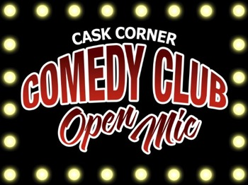 Cask Corner Comedy Club Open Mic picture