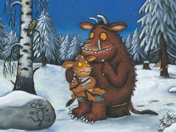 The Gruffalo's Child: Kenny Wax picture