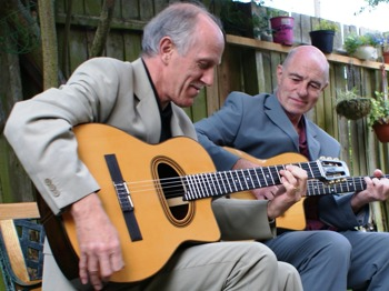 Duets For Django: Paul Vernon Chester + Nick Mellor picture