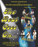Flyer thumbnail for The Beat Goes On Theatre Tour