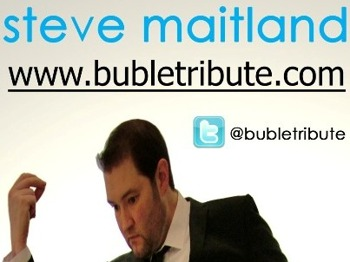 Steve Maitland Is 'The Buble Tribute Show' picture