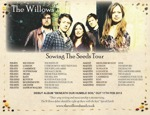 Flyer thumbnail for Cambridge Folk Club: The Willows
