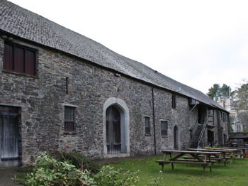 Cotehele Barn Restaurant venue photo