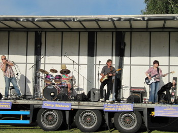 The Bullfrog Band picture