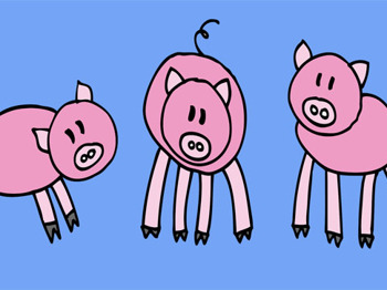 The Three Litttle Pigs: Circo Ridiculoso picture