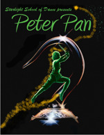 Flyer thumbnail for Peter Pan