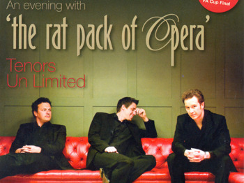 An Evening With 'The Rat Pack Of Opera': Tenors Un Limited picture