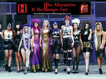 Birmingham Alternative & Burlesque Fair picture