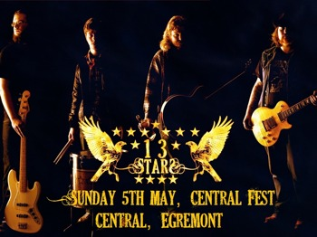 Central Fest: 13 Stars + Legion picture