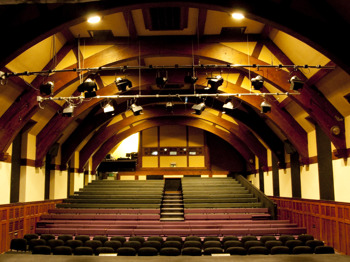 Pleasance Theatre venue photo