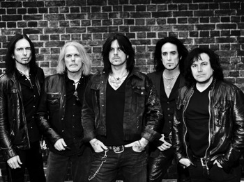 Black Star Riders + Tax The Heat picture