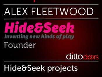 Campfire With Alex Fleetwood, Founder Of Game Design Studio Hide&seek: Alex Fleetwood picture