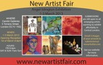 Flyer thumbnail for New Artist Fair Angel Islington Exhibition