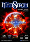 Flyer thumbnail for The Fire Rage: Maelstrom Sussex