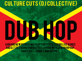 Dub Hop: DJ Wrongtom + Cut La Vis + Slick Minded Individuals + Culture Cuts picture