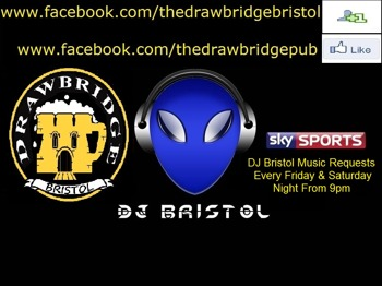 Saturday Night At The Drawbridge Bristol: DJ Bristol picture