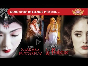 La Bohème: Grand Opera Of Belarus picture