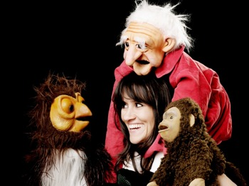 Nina Conti, Sarah-Louise Young picture