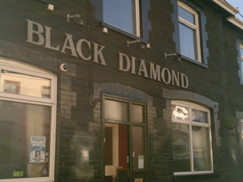 The Black Diamond venue photo