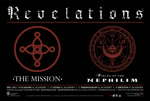 Flyer thumbnail for Revelations: The Mission + Fields Of The Nephilim