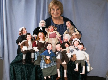 We'll A' Be Proud O' Robin: Sylvia Troon's Kenspeckle Puppets picture