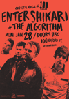 Flyer thumbnail for Converse Gigs: Enter Shikari + The Algorithm