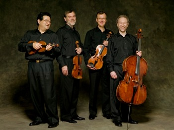 Leeds International Concert Season: The Endellion String Quartet picture