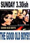 Flyer thumbnail for The Good Old Boys