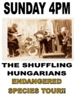 Flyer thumbnail for The Shuffling Hungarians