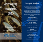 Flyer thumbnail for Jazz By The Waterfront: Dixie Mix Jazz Band