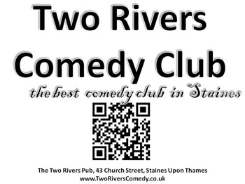 Two Rivers Comedy Club: Matt Rees, Tim Shishodia, Ant Dewson, Phil Higgins, Pete Beckley picture
