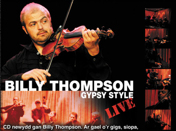 Gypsy Style: Billy Thompson picture