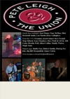Flyer thumbnail for Pete Leigh & The Union
