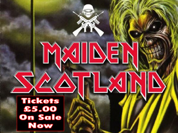 Maiden Scotland picture