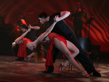 Flames Of Desire: Tango Fire picture