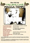 Flyer thumbnail for Magga Tiempo