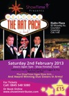 Flyer thumbnail for Showtime Tributes Presents The Rat Pack Is Back: The Rat Pack Is Back