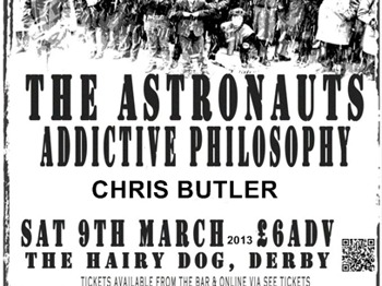 Zounds + The Astronauts + Addictive Philosophy + Chris Butler picture