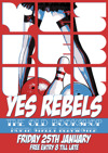 Flyer thumbnail for Yes Rebels