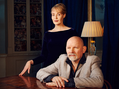 Dead Can Dance artist photo
