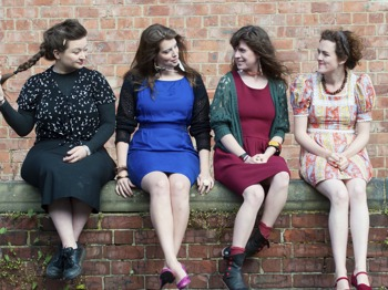 Eliza Carthy + Bella Hardy + Lucy Farrell picture