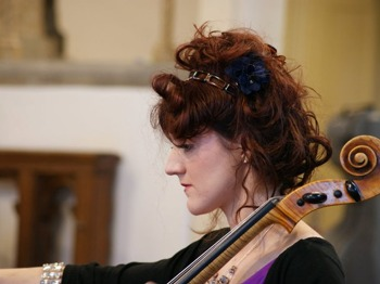 Lunchtime Concert: Celia Barrow, Rebecca Welham picture