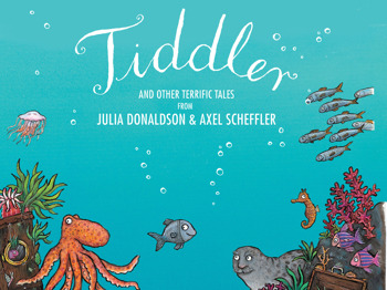 Tiddler and Other Terrific Tales picture
